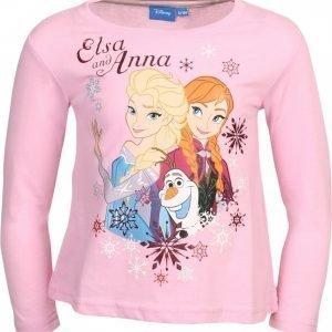 Disney Frozen Pusero Vaaleanpunainen