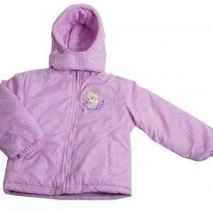 Disney Frozen Topattu takki Liila
