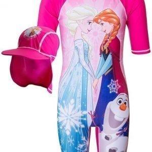 Disney Frozen Uv-asu Vaaleanpunainen