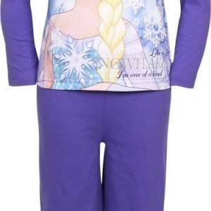 Disney Frozen Yöpuku Liila
