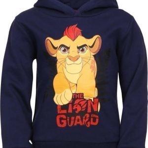Disney Lejonkungen Disney Leijonakuningas Huppari Tummansininen