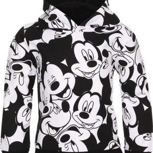 Disney Mickey Mouse Huppari Musta