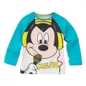 Disney Mickey Mouse T-paita Turkoosi
