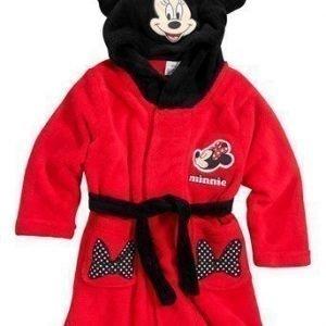 Disney Minnie Mouse Aamutakki Punainen