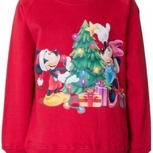 Disney Minnie Mouse Disney Minne Mouse Collegepusero Red