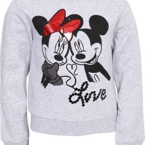 Disney Minnie Mouse Pusero Harmaa