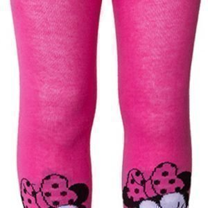 Disney Minnie Mouse Sukkahousut Pink