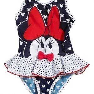 Disney Minnie Mouse Uimapuku Laivastonsininen