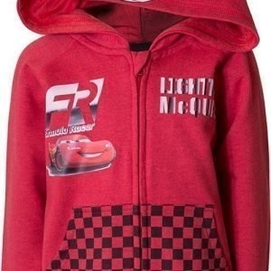 Disney Pixar Cars Huppari Red
