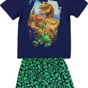 Disney Pixar The Good Dinosaur Yöpuku Green/Navy