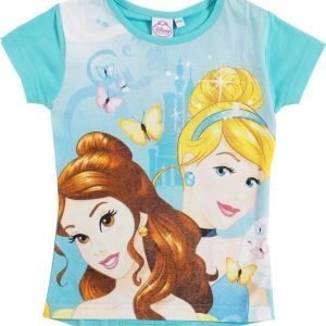 Disney Princess Pusero Turquoise
