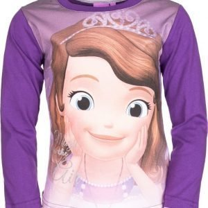 Disney Sofia the First Pusero Liila