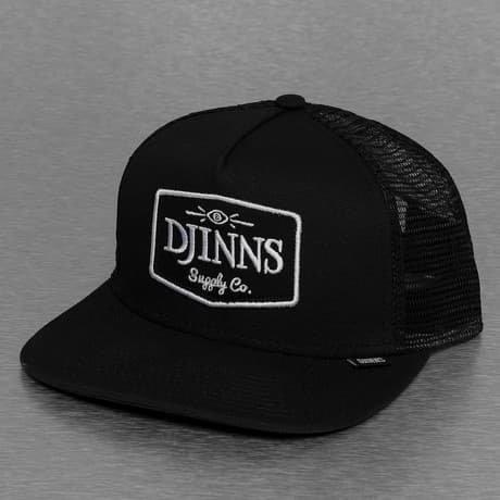 Djinns Verkkolippis Musta
