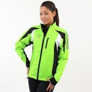 Dobsom R-90 Winter Jacket W Takki Vihreä