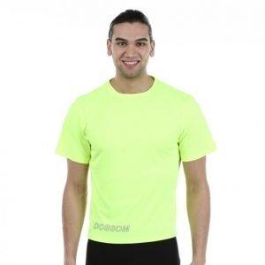 Dobsom T-Shirt Basic Treenipaita Keltainen