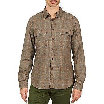 Dockers TWEEDY TWILL pitkähihainen paitapusero