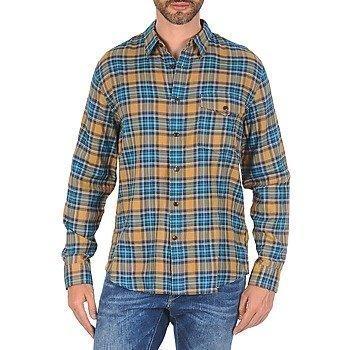 Dockers WRINKLE TWILL pitkähihainen paitapusero