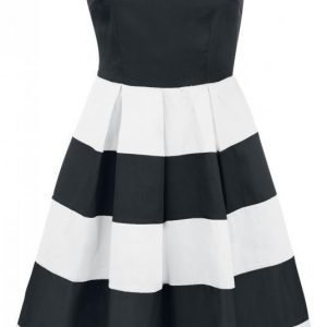 Dolly And Dotty Anna Adorable Striped Swing Dress Mekko
