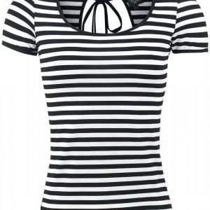 Dolly And Dotty Sailor Tee Naisten T-paita
