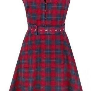 Dolly And Dotty Tartan Dress Mekko