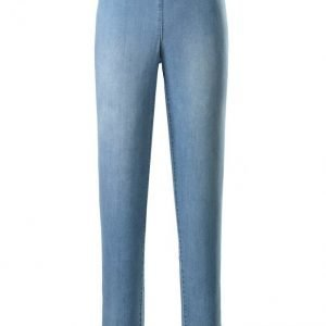 Dollywood Farkkuleggingsit Kate Blue Bleached