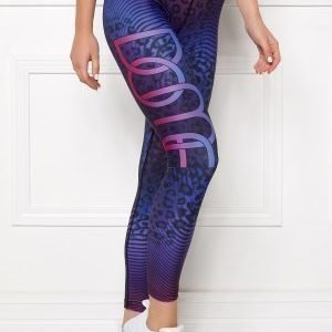 Dome Fitness Hybrid Training Tights Blue