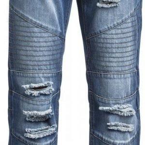 Doomsday Destroyed Jeans Farkut