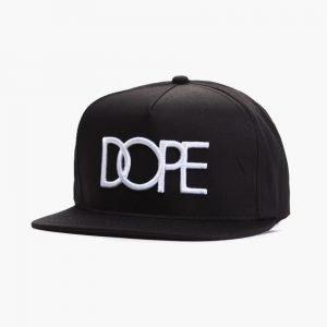 Dope Classic Logo Snapback