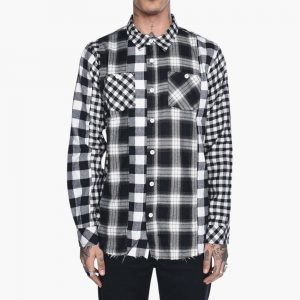 Dope Madras Button Up