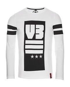 Dope V3 Shirt White