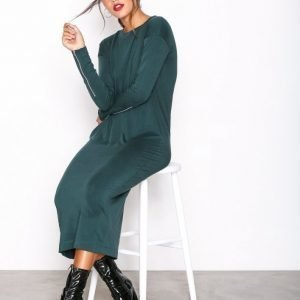 Dr Denim Arja Dress Pitkähihainen Mekko Green