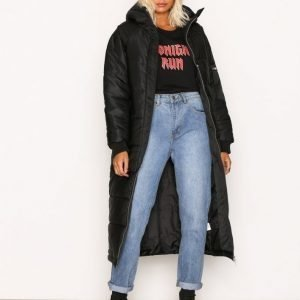 Dr Denim Dido Jacket Untuvatakki Black