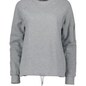 Dr Denim Jeansmakers Blue Sweater Collegepaita