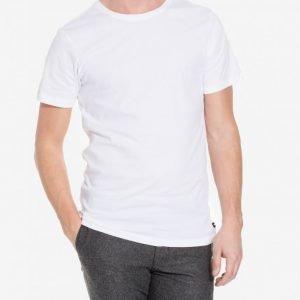 Dr Denim Patrik Tee T-paita White