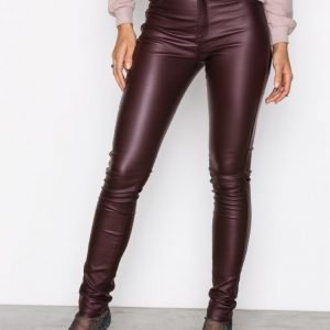 Dr Denim Plenty Leggingsit Red