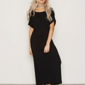 Dr Denim Vivienne Dress Loose Fit Mekko Black