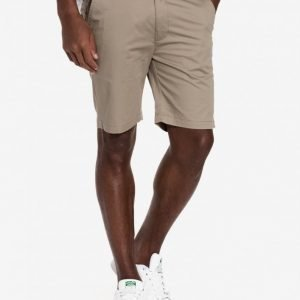 Dr Denim Wood Shorts Shortsit Khaki