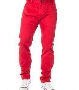 Dr. Denim Donk Chino Red