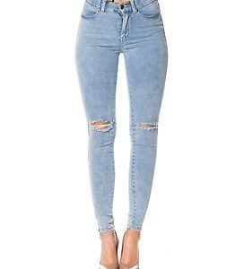 Dr. Denim Lexy 80's Ripped
