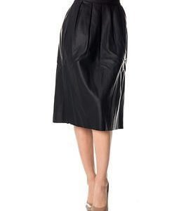 Dr. Denim Sadie Skirt Black