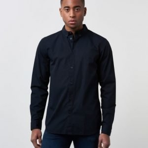Dr.Denim Alvar Regular Shirt Black