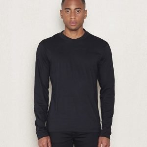 Dr.Denim Basil L/S Tee Black