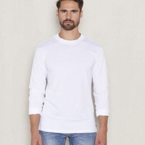 Dr.Denim Basil L/S Tee White