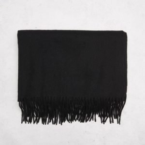 Dr.Denim Charlie Scarf Black