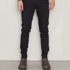 Dr.Denim Clark Solid Black