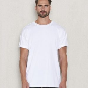 Dr.Denim Marlon Long Tee White