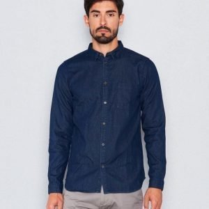 Dr.Denim Mick Regular Shirt Dark Retro Wash