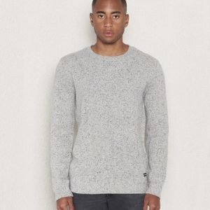 Dr.Denim Noha Sweater Grey Neps