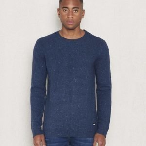 Dr.Denim Noha Sweater Navy Neps
