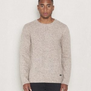 Dr.Denim Noha Sweater Nude Neps